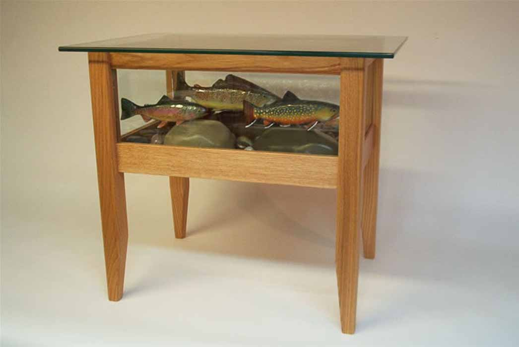 Extremely Unique Wood Furniture ~ Custom wood furniture